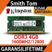 Ram laptop Kingston SODIMM 4GB DDR3 12800/ DDR3-1600 4G sodim