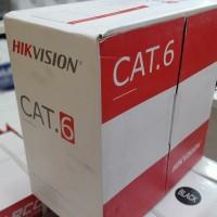 KABEL LAN KABEL UTP HIKVISION CAT6