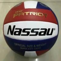Bola Voli Voly Volley NASSAU PATRIOT ORIGINAL 100PERSEN GARANSI