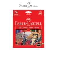 Faber-Castell Classic Colour Pencil 24 L