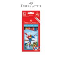 Faber-Castell Watercolour Pencils 12L