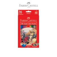 Faber Castell Classic Colour Pencils 36 L