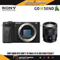 Sony A6600 Kit Sony E 16-70mm f/4 ZA OSS Vario-Tessar T