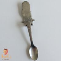 Mermaid Spoon/Sendok Putri Duyung/Sendok Teh Kopi Kue Lucu