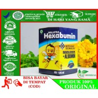Walatra Hexabumin Madu Anak + Albumin With Nano Technology 100% Asli