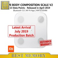 Xiaomi Smart scale Version 2019 Bluetooth 5.0 with 13 Data Test
