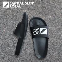 Sandal Slop Pria Karet Rosal