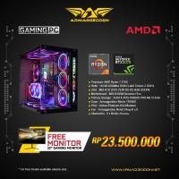 Armaggeddon PC Gaming EAGLE 2070-R5 / 16GB DDR4 / SSD 512GB