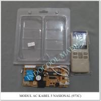 PCB / MODUL AC KABEL 5 NATIONAL (1 SOKET)