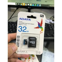 Micro SD HC Card with Adapter 32Gb Class 10 Adata