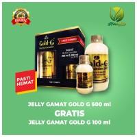 [FREE Jelly Gamat Gold G 100 ml] Gamat Gold G 500 ml Original