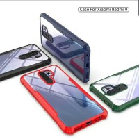Xiaomi Redmi 9 9A 9C Soft Case Airbag Ipaky Shockproof