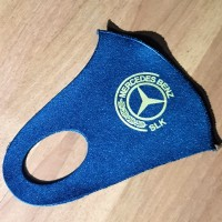 Masker Scuba Mercedes Benz SLK