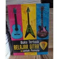Buku Terbaik Belajar Gitar untuk Pemula -- Radifan