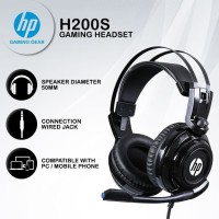 Headset Gaming HP H200S - Mobile / PC Headset With Single Jack