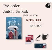 Novel JODOH TERBAIK (Almaira)