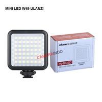 Video LED W49 Portable lighting for smartphone kamera DSLR - W49 ULANZI