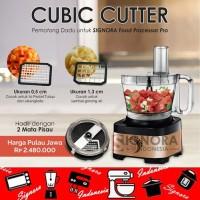 """Food Processor Pro Signora Plus Hadiah Langsung"""""""