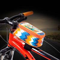 Elfs - Tas Sepeda Roswheel Holder HP Waterproof Frame Atas