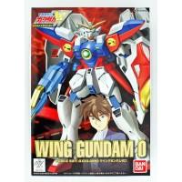 Bandai 1/144 WING 0 zero Gundam with Figure