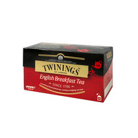 Teh Twinings English Breakfast Kemasan Isi 25 Tea Bag
