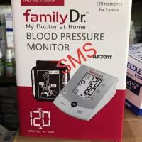 Tensimeter Digital Family Dr/Blood Pressure Monitor FamilyDr