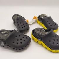 Clearance Sale Sendal Anak Crocs Duet Sport Kids