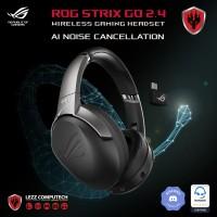 ASUS ROG STRIX GO 2.4 Wireless Gaming Headset / Headphone