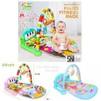 Baby playgym Piano Playmat Mainan Bayi Matras SY 9611