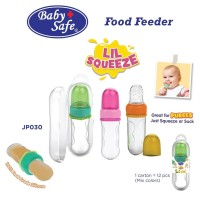 Baby Safe Lil Squeeze Food Feeder