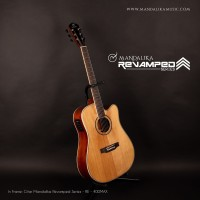GITAR AKUSTIK ELEKTRIK MANDALIKA REVAMPED SERIES RE400Max