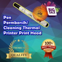 Pen Spidol Pembersih Print Head Thermal / Cleaner Print Head - MURAH