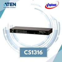 ATEN CS1316 16-Port PS/2-USB VGA KVM Switch