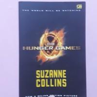 preloved - Novel Terjemahan Hunger Games by Suzanne Collins