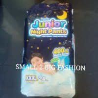 mamypoko junior night pants xxxl 24 xxxl24 boys girls boy girl
