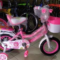 """Sepeda Mini Anak Evergreen Daisy 12"""""""