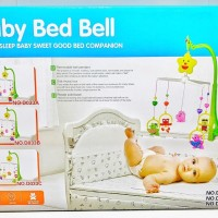 Mainan Musik Gantung Pengantar Tidur Bayi / Baby Bed Bell