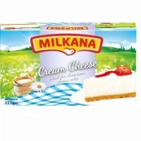 Milkana us cream cheese 227 gram 7 pcs
