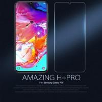 SAMSUNG GALAXY A70 A705 TEMPERED GLASS NILLKIN AMAZING H+PRO ORIGINAL