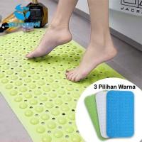 Keset Kamar Mandi PVC Kerikil + Vacum Anti Slip Tebal High Quality