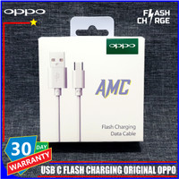 Kabel Data Oppo A5 2020 Oppo A52 ORIGINAL 100% USB C Fast Charging