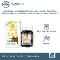 Seven Leave Ginseng (Tien Ma Pil)