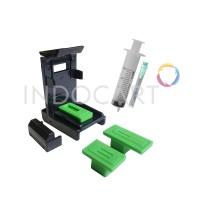 Refill Clip-Tool Kit-Klip Penyedot Tinta Cartridge HP 802 803 901