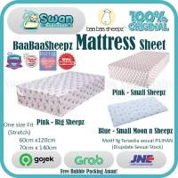 Baabaasheepz Bamboo Mattress Sheet One Size Fits