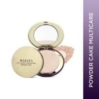 [NEW] Mazaya Match Perfection 4in1 Powder Cake Multicare 16gr - Ivory