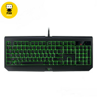 Razer BlackWidow Ultimate Stealth Gaming Keyboard Green Switch