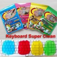 Slime Jelly Pembersih Debu Keyboard Cleaner Handphone Gel Serbaguna