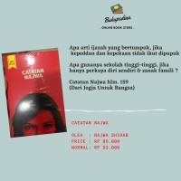 Buku Sosial Politik. Catatan Najwa -Najwa Shihab