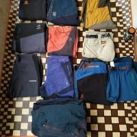 15pcs celana hiking fans quickdry