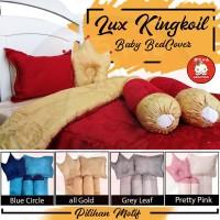 KINGKOIL TENCEL LUX King Koil Baby Set Bedcover Selimut JACQUARD Bayi